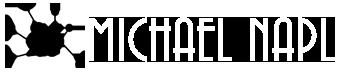 Michael Napl Logo White